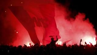 Berharap Mendengar Perancis Berseru 'On a Gagne'