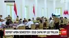 Defisit APBN Semester I 2018 Capai Rp 110 Triliun