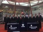 Baru IPO, Pollux Optimistis Laba Tumbuh 400% Tahun Ini