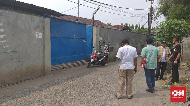 Tim Anies Gagal Sidak Penggunaan Air Tanah di Pabrik Kosong