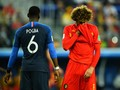 Unggah Foto Liburan Bersama Pemain Prancis, Fellaini Dicaci