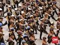 Jokowi Naikkan Gaji Anggota Polri Jelang Pilpres