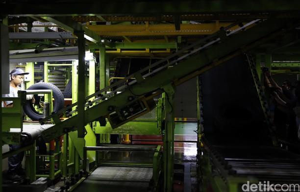 Pabrik Ban Asal Korea Ajak Media Kunjungi Dapurnya