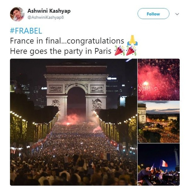 Parade Meme Kocak Prancis Tumbangkan Belgia