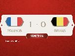 Video: Gol Ini yang Membawa Prancis ke Final