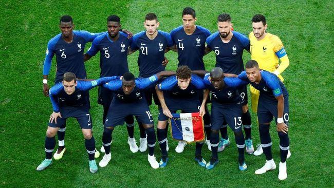 Jadwal Siaran Langsung Final Piala Dunia 2018