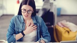 Anak Muda Rentan Sakit Jantung Gara-gara Kurang Tidur