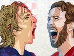 Sebelum Nonton, Simak Dulu Statistik Inggris vs Kroasia