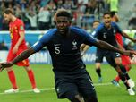 Gol Umtiti Bawa Prancis ke Final Piala Dunia 2018