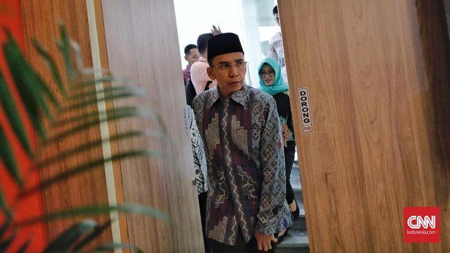 Nama TGB di Kantong Jokowi, Upaya Bendung Politik Identitas
