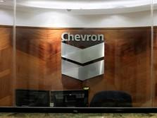 Nego Alot, Chevron Bakal Lepas Proyek Laut Dalam RI Rp 70 T?
