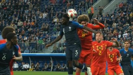 VIDEO: Cuplikan Prancis Lolos ke Final Piala Dunia 2018