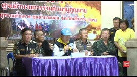 VIDEO: Detik-detik Akhir Penyelamatan di Gua Thailand