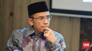 Surya Paloh Klaim TGB Zainul Majdi Gabung NasDem