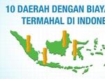VIDEO: Daerah Indonesia Dengan Biaya Hidup Termahal