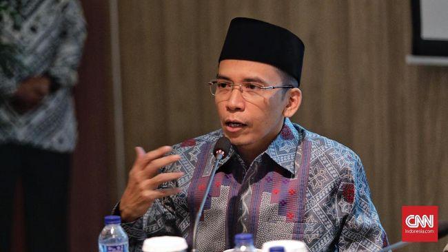 TGB Pastikan Dana Bantuan Gempa Lombok Sudah Bisa Cair
