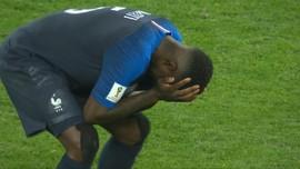 VIDEO: Samuel Umtiti Bawa Prancis Dekati Gelar Juara Dunia