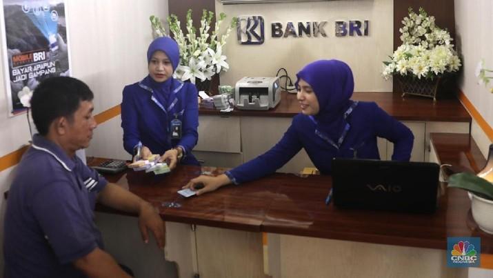 BRI Dorong Debiturnya Melantai di Bursa Efek