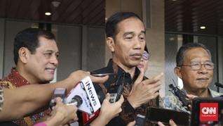 Jokowi Bandingkan Monumen Kapsul Waktu dengan Markas Avengers