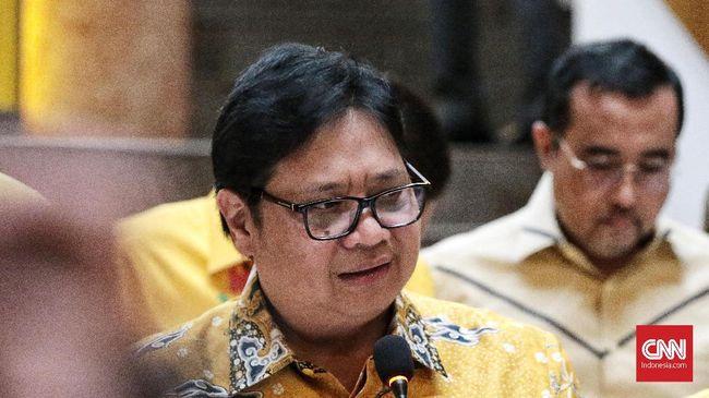 Airlangga Bantah Bentuk Poros Usai Bertemu SBY dan Muhaimin