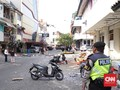 Kronologi Ledakan Gas di Ruko Wijaya Kebayoran