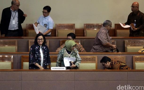 DPR Gelar Rapat Paripurna Pembahasan RAPBN 2019