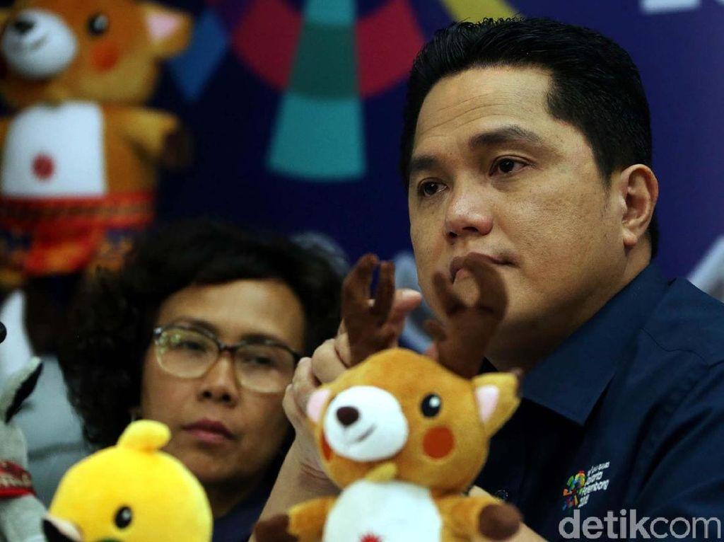 Terakhir obor akan diterima Presiden RI Joko Widodo di Istana Negara pada 18 Agustus.