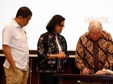 Sri Mulyani Masih Hitung 'Untung' RI Pasca-Akuisisi Freeport