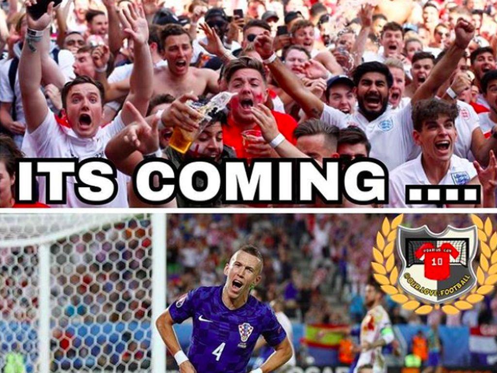 Piala Dunia tak jadi pulang ke rumahFoto: Internet