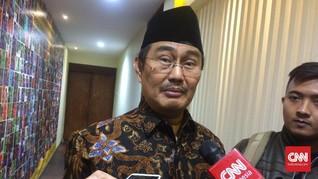 Jimly Apresiasi Prabowo-Sandi Gugat Hasil Pilpres 2019 ke MK