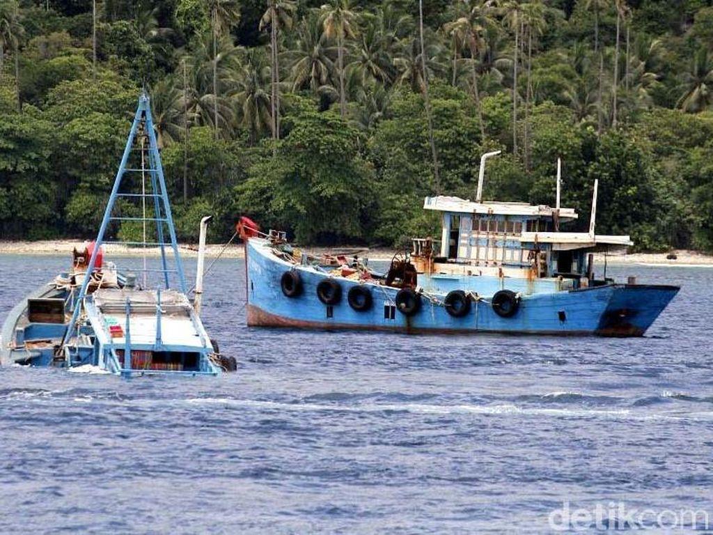 Pemberantasan pencurian ikan diyakini akan membuat wilayah perairan Indonesia betul-betul mampu dimiliki, dikuasai, dimanfaatkan sebesar-besarnya untuk kemampuan rakyat. Istimewa/Lilly Aprilya Pregiwati/Humas KKP.