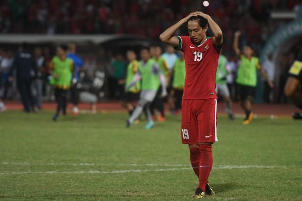 Sedih! Indonesia Gagal ke Final