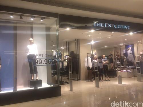 The Executive Diskon Hingga 50%, Kemeja Mulai dari Rp 130 Ribu