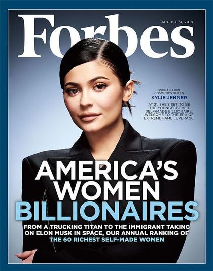 Ini Bisnis Kosmetik yang Bikin Kylie Jenner Jadi Miliarder Termuda AS