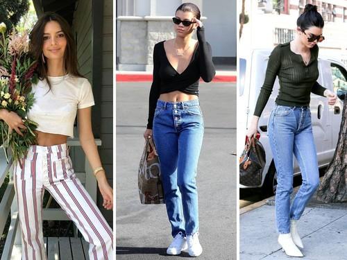Intip 5 Opsi Model Jeans yang Sedang Tren di Kalangan Seleb Hollywood