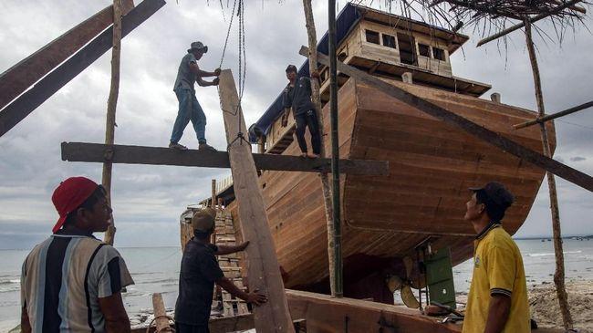 Kapal Pinisi, Bukti Gagahnya Pelaut Indonesia di Dunia