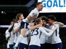 Tottenham Hotspur, Tulang Punggung Baru Timnas Inggris