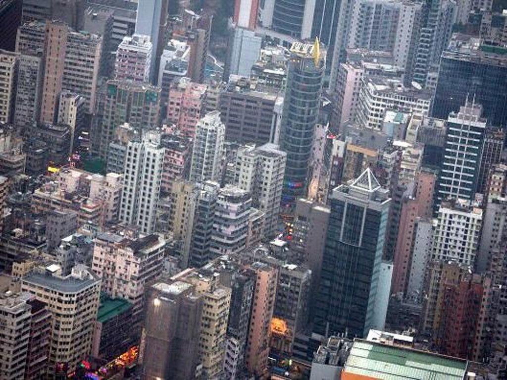 Hongkong adalah salah satu kota dengan perputaran ekonomi yang paling cepat di dunia. Kota ini menjadi surga bagi orang-orang yang ingin mengembangkan bisnis dan hiburan. Lam Yik Fei/Getty Images.