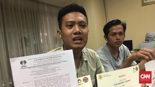 Unnes 'Skorsing' Mahasiswa Pengkritik Menristekdikti