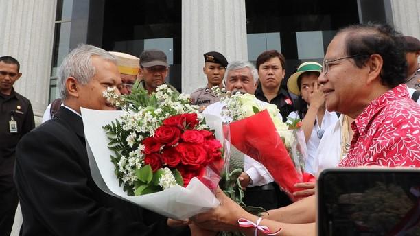 Rizal Ramli Apresiasi Dissenting Opinion 2 Hakim MK