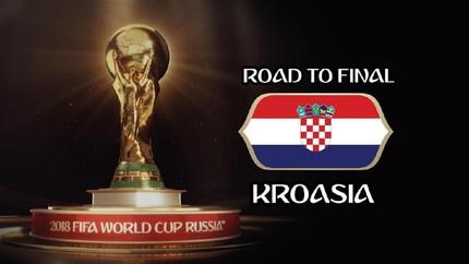 VIDEO: Jalan Panjang Kroasia Menuju Final Piala Dunia 2018