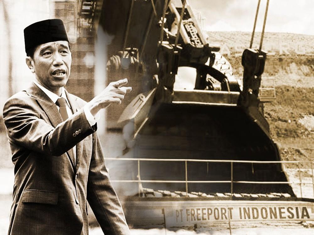 Akhirnya RI Kuasai Freeport Indonesia!