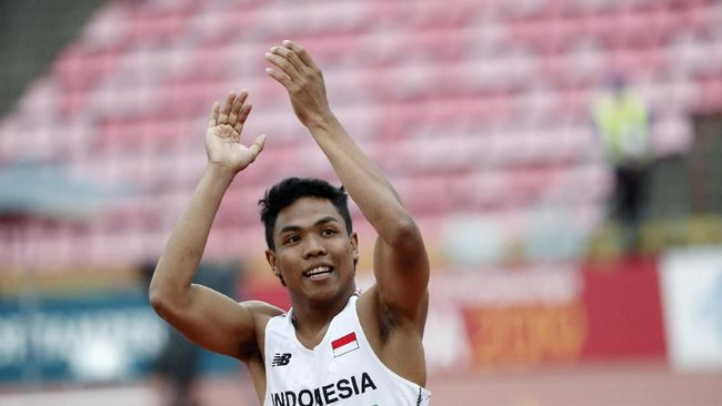 Lalu Muhammad Zohri Juara Dunia Lari Junior, PB PASI Terkejut