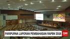 Paripurna Laporan Pembahasan R-APBN 2019