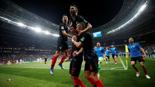 Perbandingan Kroasia 2018 dengan Kroasia 1998