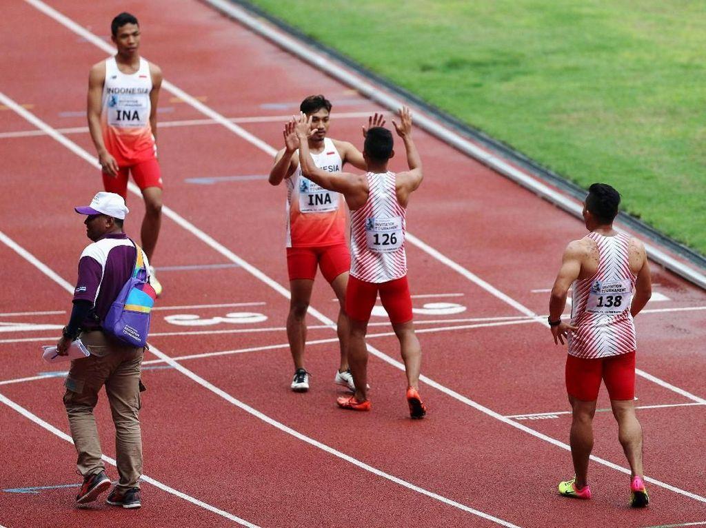 Lalu pun menjadi tumpuan Indonesia dalam ajang perlombaan olahraga internasional Asian Games 2018 yang akan diselenggarakan di Jakarta dan Palembang pada Agustus mendatang. Istimewa/Grandyos Zafna/Detik.com.
