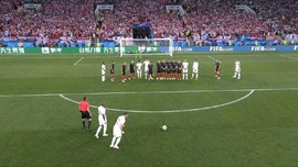 VIDEO: Kompilasi Gol-gol Semifinal Piala Dunia 2018