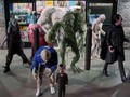 Gerombolan Bocah Dihantui Makhluk Aneh di 'Goosebumps 2'