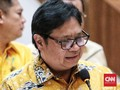 KPK Terbuka Periksa Airlangga Hartarto di Kasus PLTU Riau