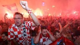 Menanti 'Ledakan' Kemenangan di Alun-alun Zagreb